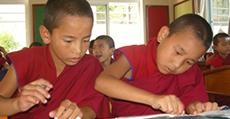 Monastic education 1